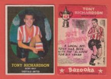 Sheffield United Tony Richardson 47 (R)